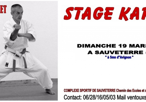 stage Philippe Rollet